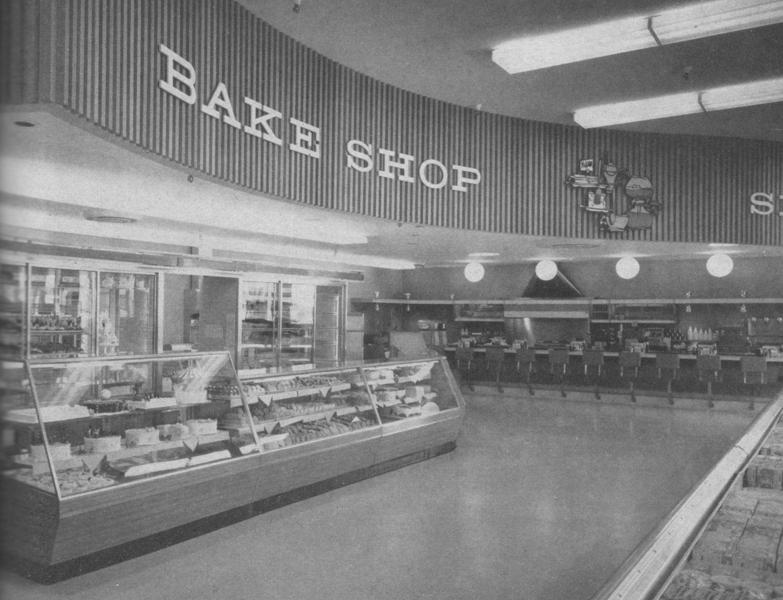 Vintage Photos Groceteria Com Supermarket History